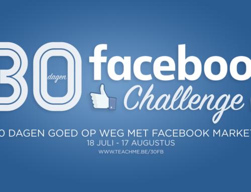 30 Dagen Facebook Challenge