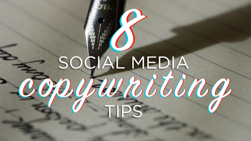social media copywriting tips