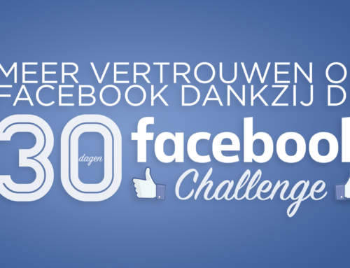 Meer vertrouwen in je Facebook marketing?