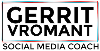 Gerrit Vromant – Facebook marketing Coach Logo