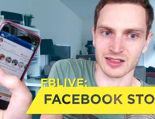 Van Feed naar Stories, de shift in hoe mensen sociale media gebruiken en de impact op jou als ondernemer