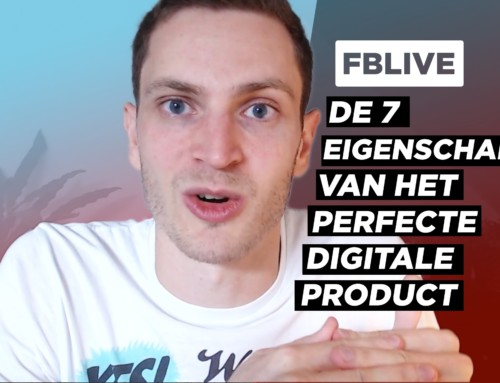 De 7 eigenschappen van het perfecte digitale product