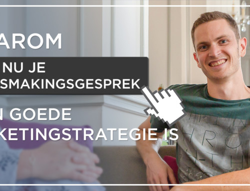 Waarom een kennismakingsgesprek geen goede marketing strategie is